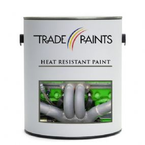 Heat Resistant Metal Paint | paints4trade.com